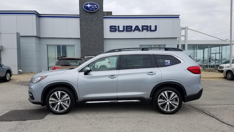 New 2019 Subaru Ascent Limited 7-Passenger SUV in Savoy, IL