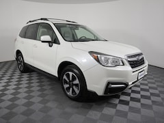 Certified Pre-Owned 2018 Subaru Forester 2.5i Premium CVT Sport Utility JF2SJAGC5JH553601 for sale in Savoy, IL