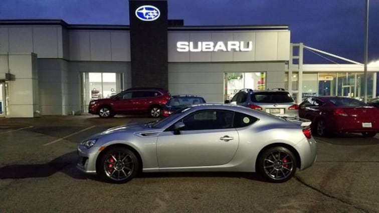 New 2019 Subaru BRZ Limited Coupe in Savoy, IL