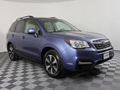 Certified Pre-Owned 2017 Subaru Forester 2.5i Premium CVT Sport Utility JF2SJAEC7HH438608 for sale in Savoy, IL