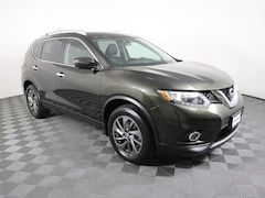 Bargain 2016 Nissan Rogue FWD 4dr SL Sport Utility JN8AT2MT9GW011554 for sale in Savoy, IL