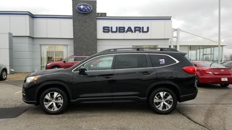 New 2019 Subaru Ascent Premium 8-Passenger SUV in Savoy, IL