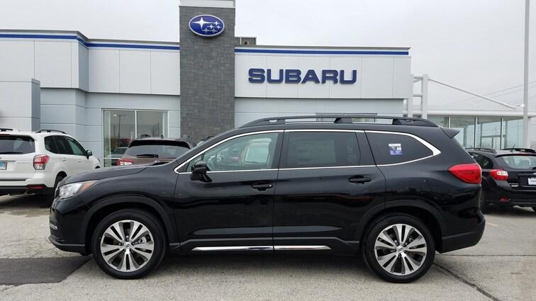 New 2019 Subaru Ascent Limited 8-Passenger SUV in Savoy, IL