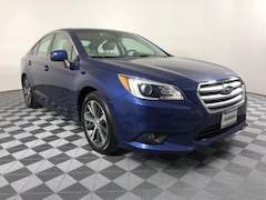 Certified Pre-Owned 2017 Subaru Legacy 2.5i Limited Car 4S3BNAN60H3060349 for sale in Savoy, IL