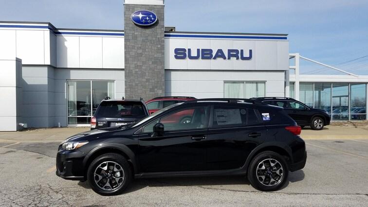 New 2019 Subaru Crosstrek 2.0i Premium SUV in Savoy, IL