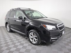 Certified Pre-Owned 2018 Subaru Forester 2.5i Touring CVT Sport Utility JF2SJAWC8JH417240 for sale in Savoy, IL