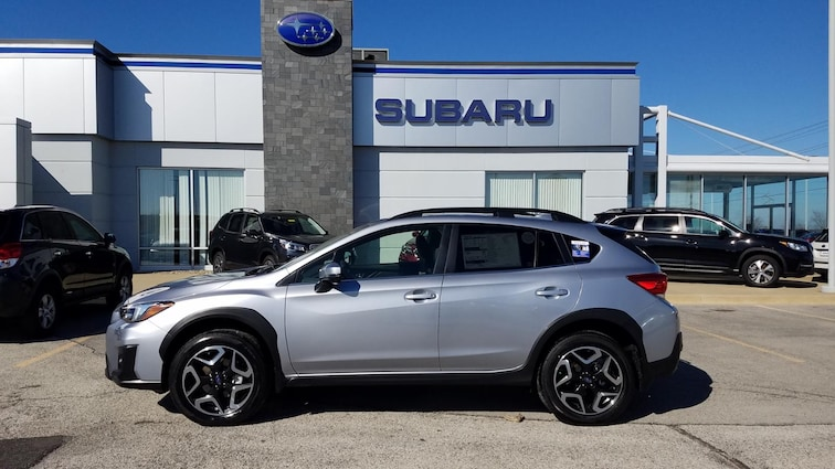 New 2019 Subaru Crosstrek 2.0i Limited SUV in Savoy, IL