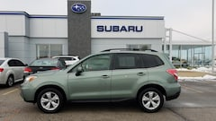Used 2016 Subaru Forester 4dr CVT 2.5i Limited Pzev Sport Utility JF2SJARC1GH433347 for sale in Savoy, IL