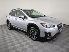 Certified Pre-Owned 2019 Subaru Crosstrek 2.0i Premium CVT Sport Utility JF2GTAEC6KH276865 for sale in Savoy, IL