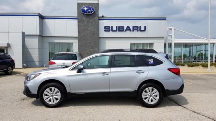 New 2019 Subaru Outback 2.5i Premium SUV in Savoy, IL