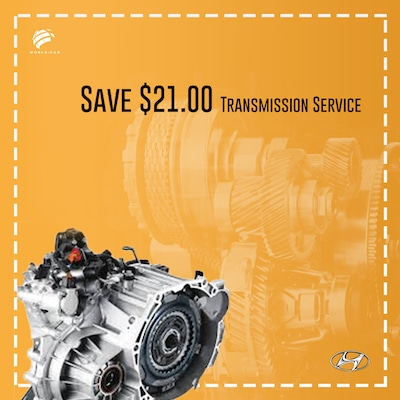 $21 Off your Recommended Transmission Service