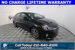 2020 Hyundai Elantra Limited Sedan []