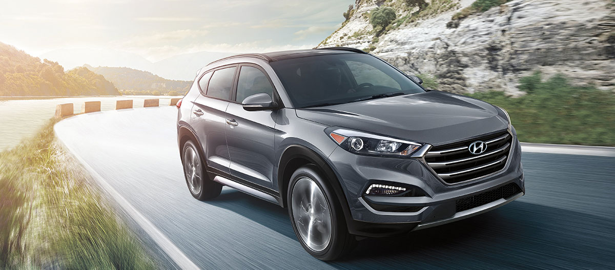 2018 Hyundai Tucson Vs 2018 Ford Escape
