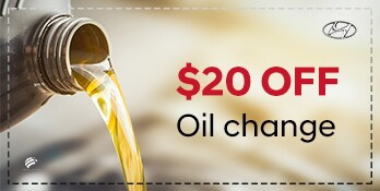 Save $20 off Of Your Next Oil Change!
