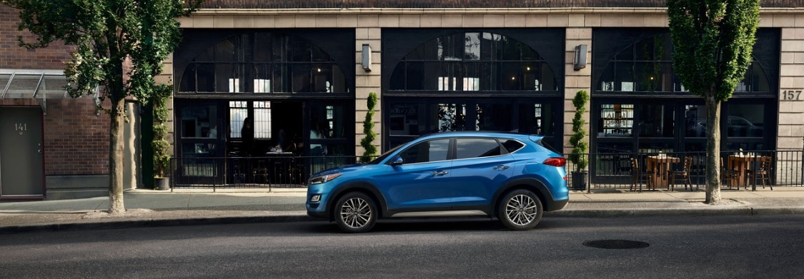 New Hyundai Tucson in San Antonio