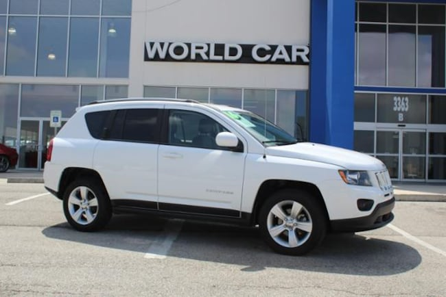 Used 2016 Jeep Compass For Sale at World Car Hyundai South   VIN:  1C4NJCEA8GD628235