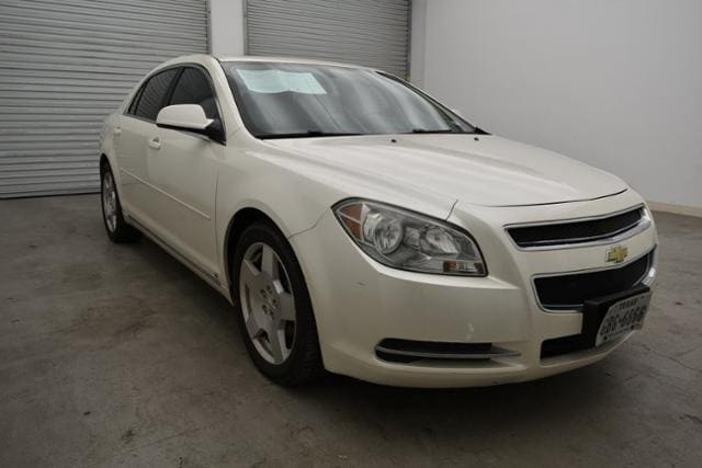 Amazing 2010 Chevrolet Malibu LT W/2LT Sedan
