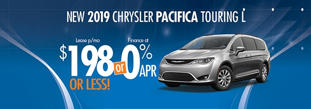 Chrysler Pacifica Lease >> 2019 Pacifica 198 Month World Chrysler Lease Loan Deals World