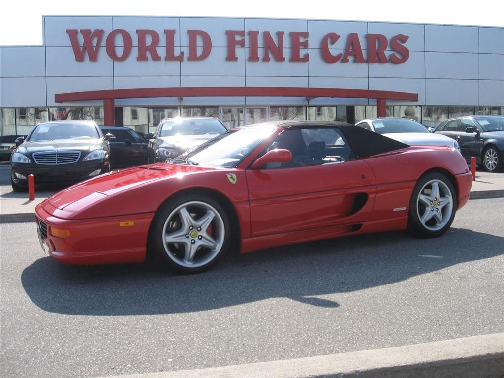 1999 Ferrari F355 F1 SPIDER Convertible