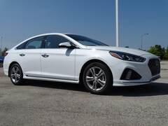 New 2018 Hyundai Sonata Sport+ Sedan 17740 for Sale in Matteson, IL, at World Hyundai Matteson