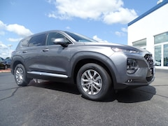 New 2019 Hyundai Santa Fe SEL Sport Utility 17750 for Sale in Matteson, IL, at World Hyundai Matteson