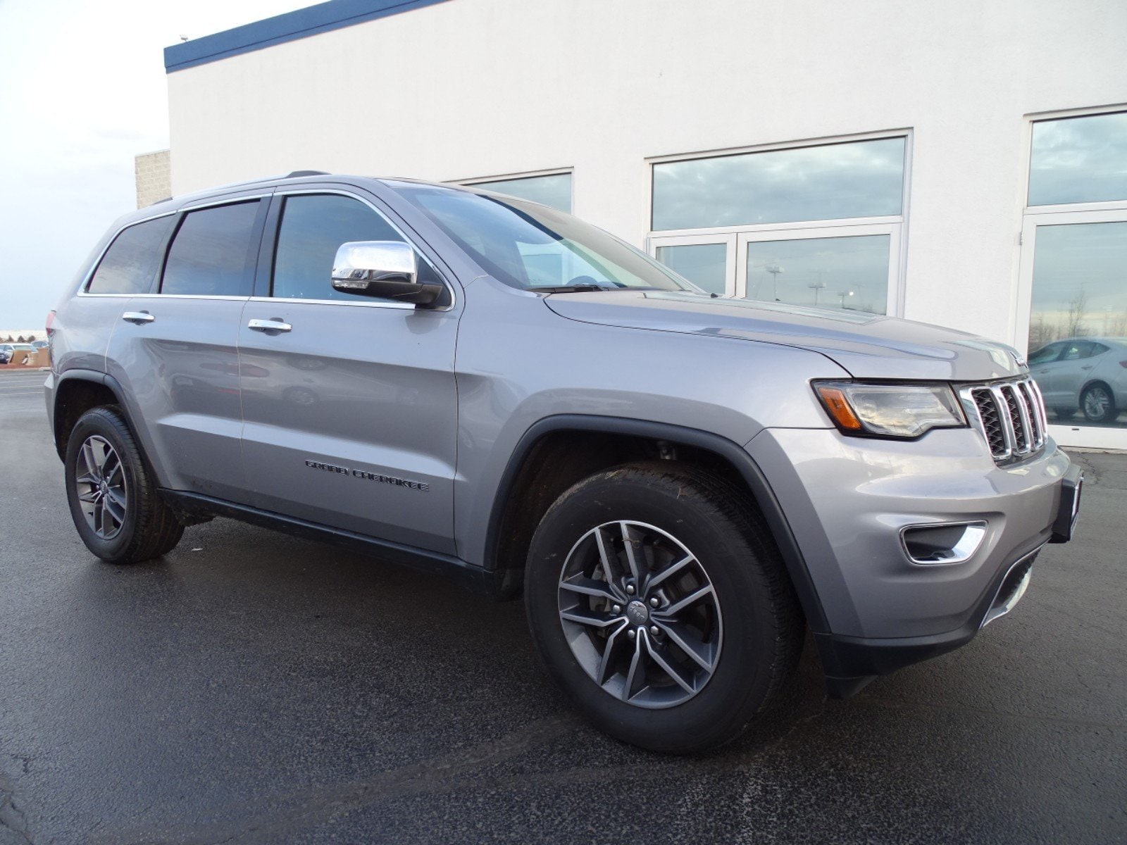 2017 Jeep Grand Cherokee Limited Sport Utility