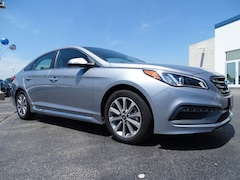 2017 Hyundai Sonata Limited Sedan