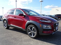 New 2019 Hyundai Kona Limited Sport Utility 18732 for Sale in Matteson, IL, at World Hyundai Matteson