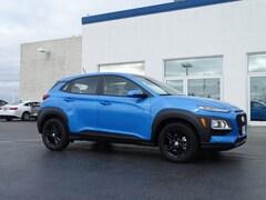 New 2019 Hyundai Kona SE Sport Utility 18192 for Sale in Matteson, IL, at World Hyundai Matteson