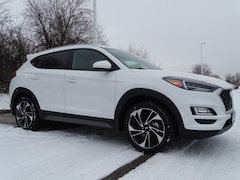 New 2019 Hyundai Tucson Sport Sport Utility for Sale in Matteson, IL, at World Hyundai Matteson