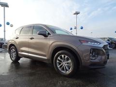 New 2019 Hyundai Santa Fe SE Sport Utility for Sale in Matteson, IL, at World Hyundai Matteson