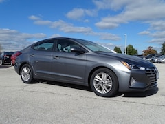 New 2019 Hyundai Elantra Value Edition Sedan 18056 for Sale in Matteson, IL, at World Hyundai Matteson