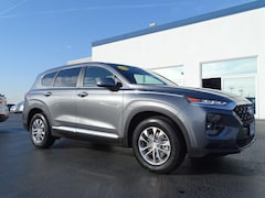 New 2019 Hyundai Santa Fe SE Sport Utility for Sale in Matteson, IL, at World Hyundai Matteson