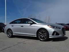 New 2018 Hyundai Sonata Sport Sedan 17196 for Sale in Matteson, IL, at World Hyundai Matteson