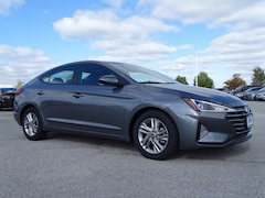 New 2019 Hyundai Elantra SEL Sedan 18053 for Sale in Matteson, IL, at World Hyundai Matteson