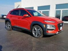 New 2019 Hyundai Kona Limited Sport Utility 18734 for Sale in Matteson, IL, at World Hyundai Matteson
