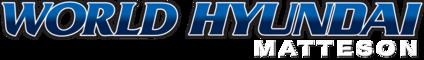 World Hyundai Matteson