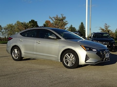 New 2019 Hyundai Elantra SEL Sedan 18057 for Sale in Matteson, IL, at World Hyundai Matteson