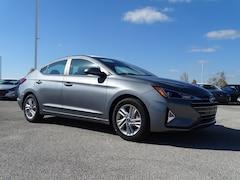 New 2019 Hyundai Elantra SEL Sedan for Sale in Matteson, IL, at World Hyundai Matteson