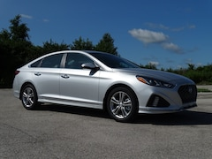 New 2018 Hyundai Sonata SEL+ Sedan 17722 for Sale in Matteson, IL, at World Hyundai Matteson