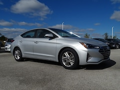 New 2019 Hyundai Elantra Value Edition Sedan for Sale in Matteson, IL, at World Hyundai Matteson