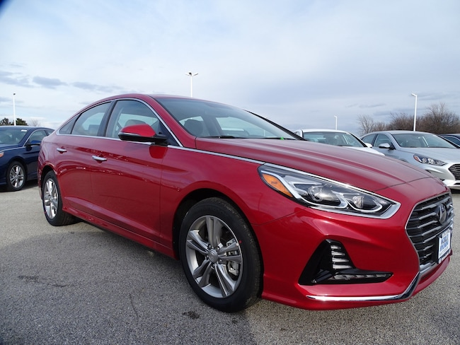 2018 Hyundai Sonata Limited Sedan