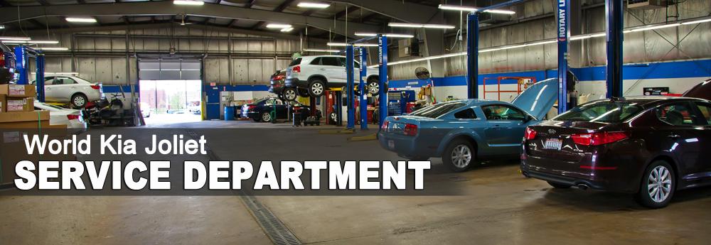 chicago kia service maintenance and repair center in joliet