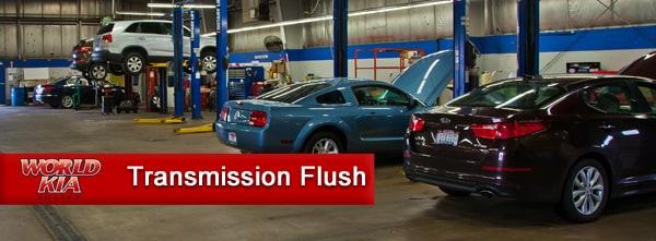 Transmission Flush and Repair in Joliet, Illinois