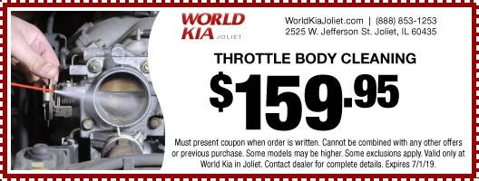 Specials | World Kia Joliet
