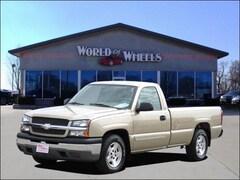 2005 Chevrolet Silverado 1500 LS Truck Regular Cab