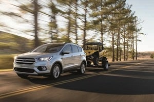 2018 Ford Escape Towing Capabilites