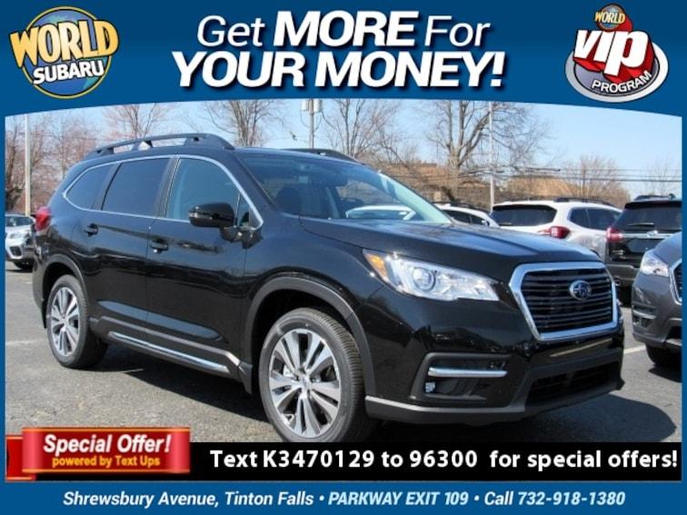 New 2019 Subaru Ascent Limited 8-Passenger SUV in Tinton Falls, NJ