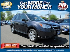 Used 2016 Subaru Forester 2.5i Limited SUV JF2SJAHC5GH465137 in Tinton Falls, NJ