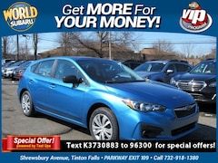 New 2019 Subaru Impreza 2.0i 5-door 17925 in Tinton Falls, NJ